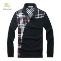 Burberry T Shirt Homme Manches Longue Polo Multicolor Imper Occasion