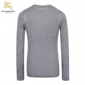 Burberry Pullover Manches Longue Col Rond Pull Homme Soldes Boutique