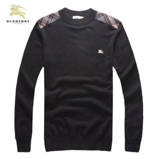 Burberry Pull Homme Gris Pullover Manches Longue Shop Online