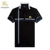 Burberry London Manches Courte T Shirt Homme Polo Multicolor Occasion