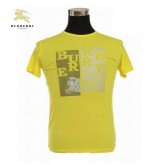 Burberry T Shirt Homme Manches Courte Col Rond Magasin Lyon
