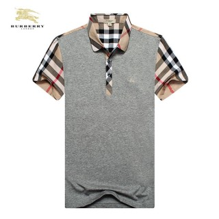 Burberry T Shirt Homme Manches Courte Polo Multicolor Boutique Marseille
