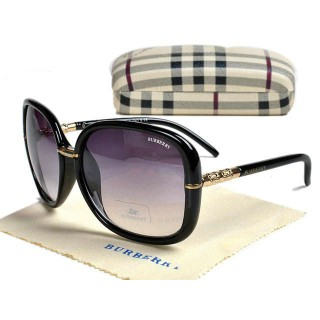 Burberry Pourpre Cerclee Oversize Lunettes soleil Outlet