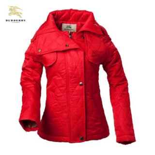 Burberry La Manches Longues Uni Zippe Veste Femme Blouson Rouge Polo Official Website