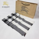 Burberry Echarpe Blanc Trench Soldes