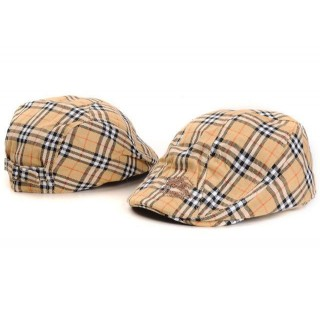 Burberry Casquette Flexfit Marron Berets Casual Outlet Store