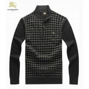 Burberry Pullover Manches Longue Pull Homme Col Montant Galeries Lafayette