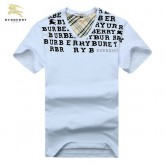 Burberry T Shirt Homme Manches Courte Col V Bruxelles
