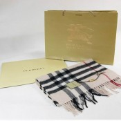 Burberry Cachemire Echarpe Magasin Bordeaux