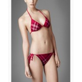 Burberry Rouge Maillot bain Bikini Collection