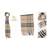 Burberry Echarpe Beige Factory Outlet