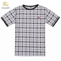 Burberry Col Rond Manches Courte T Shirt Homme Outlet Store