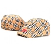 Burberry Flexfit Berets Jaune Urbain Casquette Paris Boutique