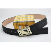Burberry Uni Ceinture reglable Ceinture Noir Business Site Officiel