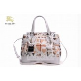 Burberry Sacs Tote Multicolore Sac Femme Occasion