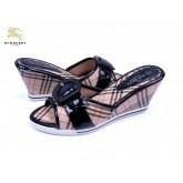 Burberry Chaussure Femme MultiColor Soldes