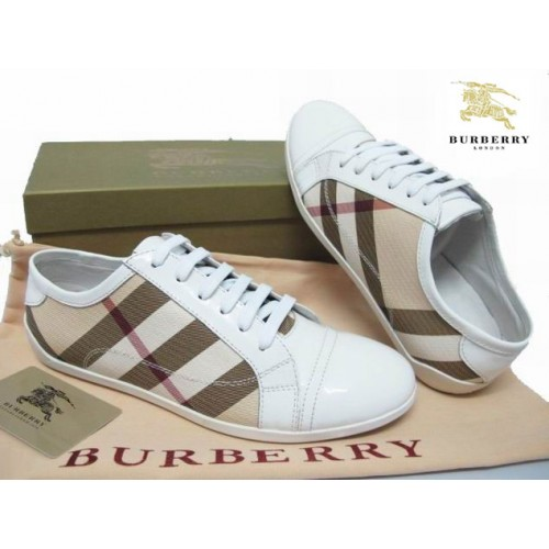 Montpellier Basses Burberry Lacets Basket Chaussure Homme bf6gy7Y