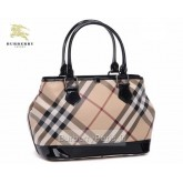Burberry Sac Femme Blanc Sacs Tote Boutique Paris
