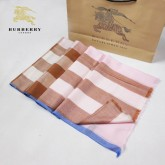 Burberry Cachemire Echarpe Blanc Paris Boutique