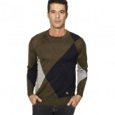 Burberry Pullover Bleu Manches Longue Pull Homme Outlet Store Online