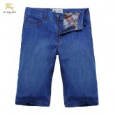 Burberry Bleu Jeans Homme Outlet Paris
