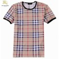 Burberry T Shirt Homme Col Rond Manches Courte Manteau