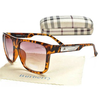 Burberry Cerclee Lunettes Wayfarer Multicolor Magasin Bordeaux