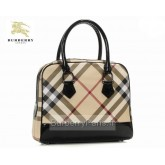 Burberry Sac Femme Sacs Tote Noir Collection