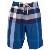 Burberry Short Pantalon Homme Carreaux Nouvelle Collection
