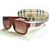 Burberry Rouge Lunettes Cerclee Wayfarer Factory Shop