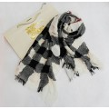 Burberry Lille Gris Echarpe Foulard Cachemire Official Website