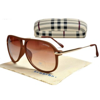 Burberry Wayfarer Marron Lunettes Cerclee Trench Occasion