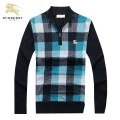 Burberry Pullover Pull Homme Multicolor Foulard Style