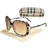 Burberry Lunettes Cerclee Cat Eye Marron Magasin Bordeaux