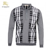 Burberry Polo Veste Homme Sweat Manches Longues Paris Madeleine