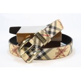 Burberry Ceinture reglable Rayures Rose Nouvelle Collection