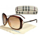Burberry Cerclee Enveloppante Rouge Lunettes Magasin Marseille