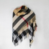 Burberry Beige Etole Rayures Echarpe Outlet Online