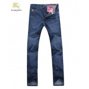 Burberry Jean droit Bleu Jeans Homme Official Website