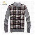 Burberry Pullover Manches Longue Pull Homme Gris Trench Prix